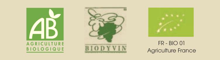 vin d'alsace bio certifié ecocert demeter biodynamie